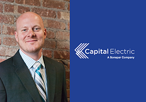 Drew Esce Named President of Capital Electric